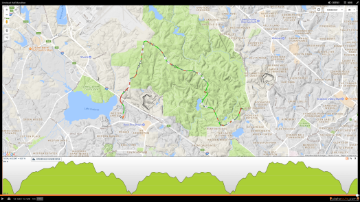 2018-05-17 16_42_57-Umstead Half Marathon - 21km Running Route near Cary (ID_ 613619)